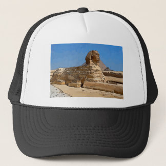 The Great Sphinx of Giza Trucker Hat