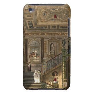 The Great Staircase at Kensington Palace From Pyne Barely There iPod Cover