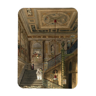 The Great Staircase at Kensington Palace From Pyne Magnet