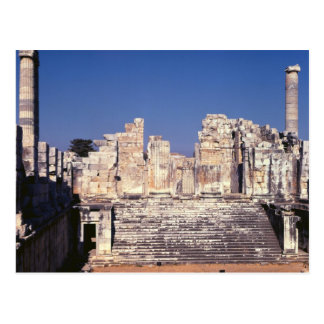 The Great Staircase of the Temple of Apollo Postcard
