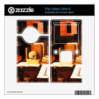The great Still life by Sebastian Stoskopff Skins For Flip Ultra II