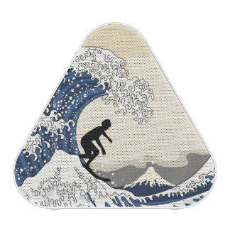 The Great Surfer of Kanagawa Bluetooth Speaker