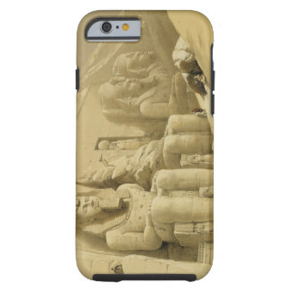 """The Great Temple of Abu Simbel, Nubia, from """"Egypt Tough iPhone 6 Case"""