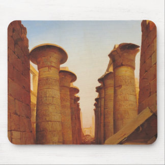 The Great Temple of Amun at Karnak Mouse Pad