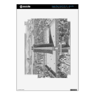 The Great Temple of Vitsliputsli in Mexico City, i iPad 3 Decal