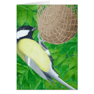 The Great Tit Card