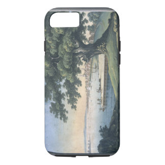 The Great Tree of Kingston with a view of Philadel iPhone 8/7 Case