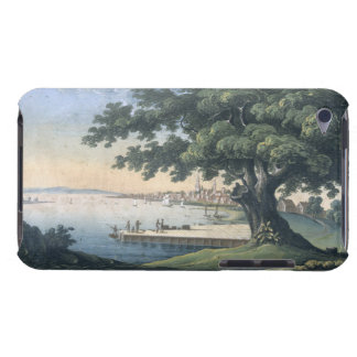 The Great Tree of Kingston with a view of Philadel iPod Touch Case-Mate Case