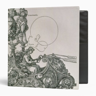 The Great Triumphal Chariot' 3 Ring Binder