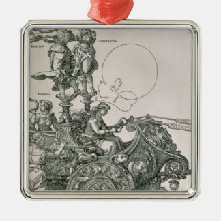 The Great Triumphal Chariot Christmas Tree Ornament