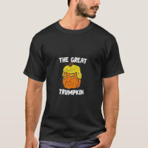 The great trumpkin T-shirt for men