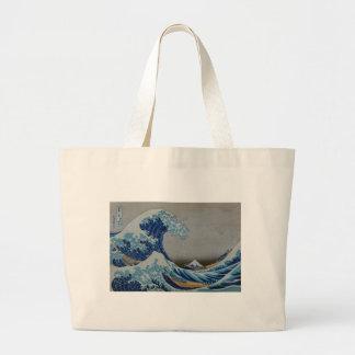 The Great Tsunami Bags