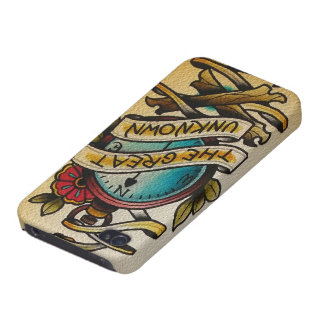 the great unknown iPhone 4 covers