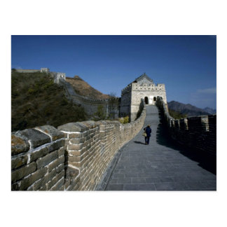 The Great Wall, Beijing, China Postcard