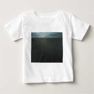 The Great Wall ( black minimalism painting ) Baby T-Shirt