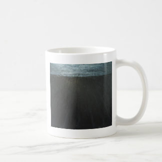 The Great Wall ( black minimalism painting ) Coffee Mug