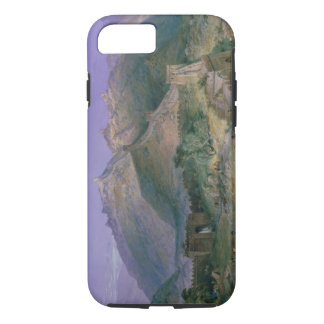 The Great Wall of China, 1886 (w/c) iPhone 7 Case