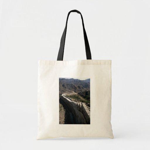 The Great Wall of China, Beijing, China Tote Bag