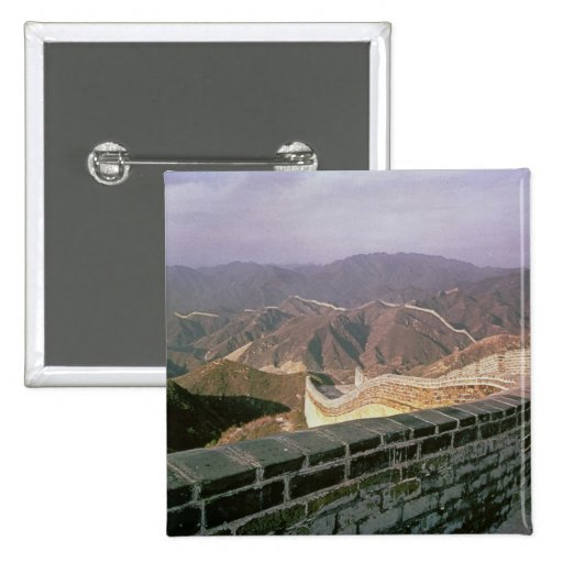 The Great Wall of China Button