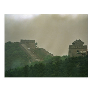 The Great Wall of China, China Postcard