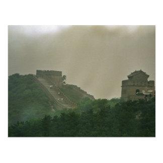 The Great Wall of China, China Postcard