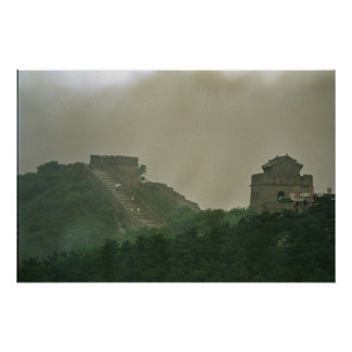 The Great Wall of China, China Posters