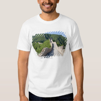 The Great Wall of China in Beijing, China T-shirt