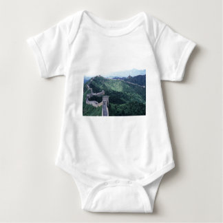 The Great Wall of China near Beijing Baby Bodysuit