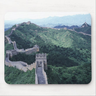 The Great Wall of China near Beijing Mouse Pad