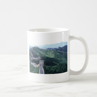 The Great Wall of China near Beijing Classic White Coffee Mug