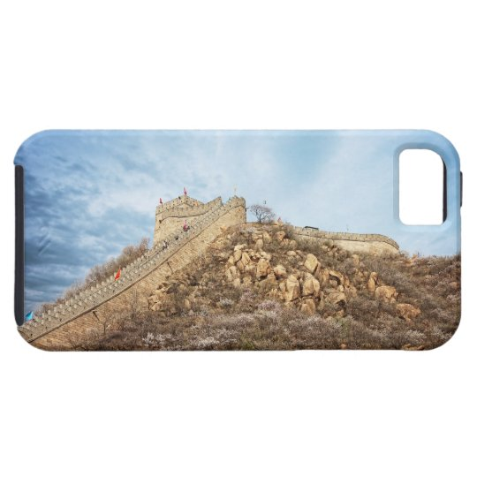 The great wall of China outside Beijing iPhone SE/5/5s Case