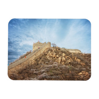 The great wall of China outside Beijing Magnet