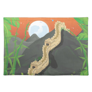 The Great Wall of China Placemats