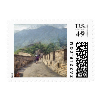 The Great Wall of China Postage