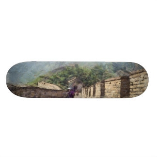 The Great Wall of China Skateboard