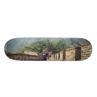 The Great Wall of China Skateboard Deck