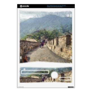 The Great Wall of China Xbox 360 S Decals