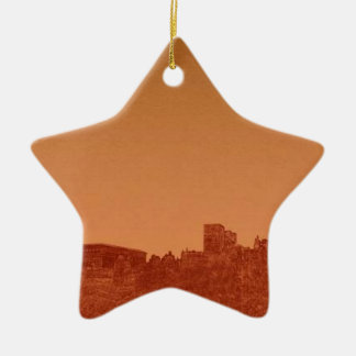 The Great Wall Christmas Tree Ornament