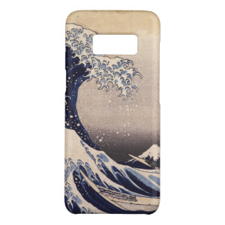 The Great Wave by Hokusai, Vintage Japanese Art Case-Mate Samsung Galaxy S8 Case