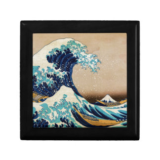 The Great Wave by Hokusai Vintage Japanese Gift Box