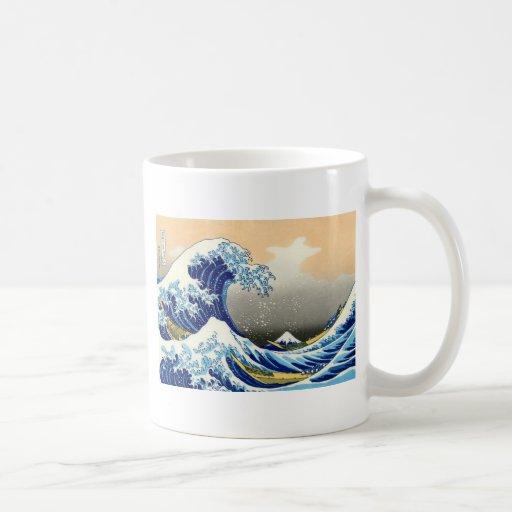 The Great Wave Coffee Mug Zazzle