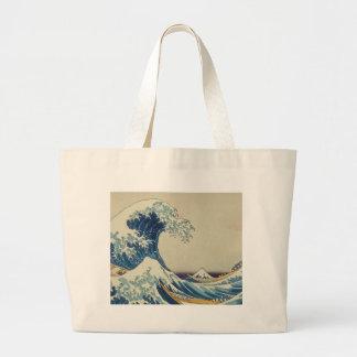 The Great Wave Customs Bags