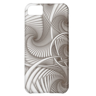 The Great Wave in Brown iPhone 5C Cover