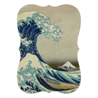 The Great Wave Announcement