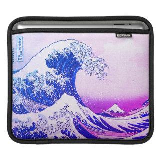 The Great Wave iPad Sleeve