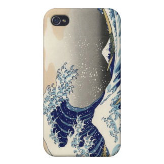 The Great Wave iPhone 4 Case