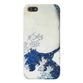 """""""The Great Wave"""" Japanese Painting by Hokusai iPhone SE/5/5s Case"""
