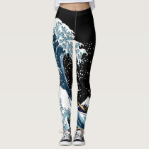 The Great Wave Leggings