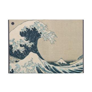 The Great Wave of Kanagawa, Views of Mt. Fuji Cover For iPad Mini