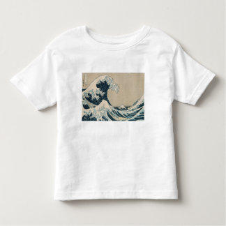 The Great Wave of Kanagawa, Views of Mt. Fuji Toddler T-shirt